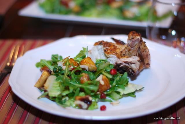 balsamic apple pomegranate salad (27)