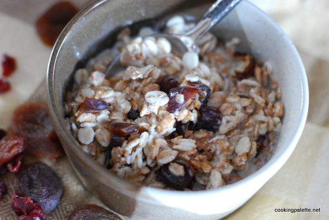 overnight porridge  (12)