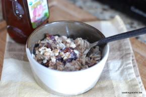 overnight porridge  (8)