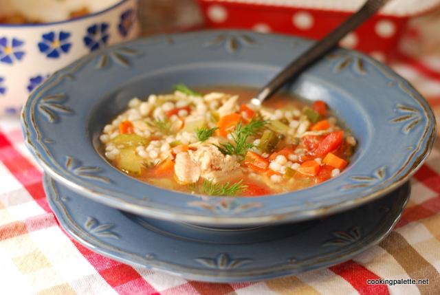 barley fish soup (23)