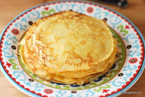 pancake cake with mushrooms (13)