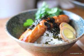 oriental fish over rice (10)