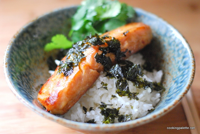 oriental fish over rice (4)
