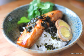 oriental fish over rice (9)