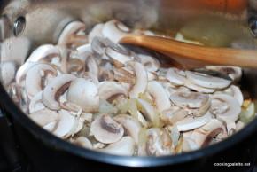mushroom cauliflower bulgur soup (3)