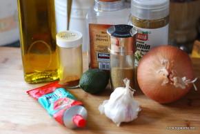 pork ribs in puerto rican adobo mojado (1)