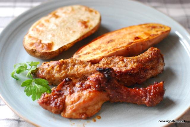 pork ribs in puerto rican adobo mojado (15)