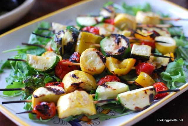 grilled veg past (1)