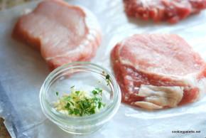pork chops with peaches (1)