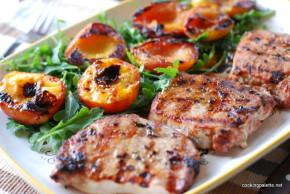 pork chops with peaches (5)