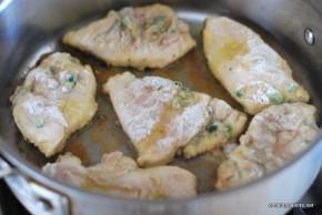 soy ginger chicken on arugula (10)