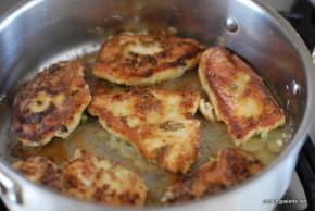 soy ginger chicken on arugula (11)