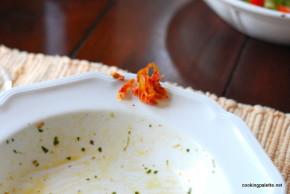 sun dried tomato and parsley pistou pasta (8)