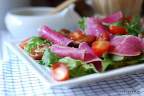 watermelon radish salad (15)
