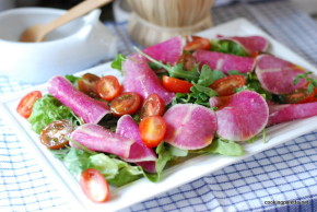 watermelon radish salad (16)