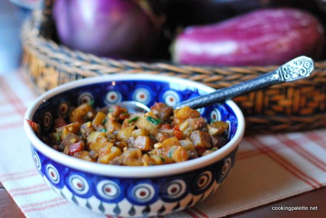 sweet sour eggplant (10)