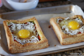 tomato tart with egg (2)