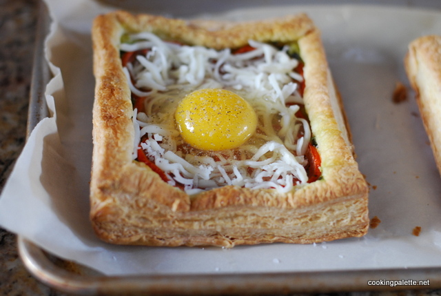 tomato tart with egg (3)