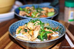 chicken bok choy stir fry (18)