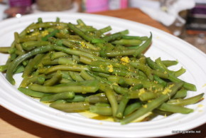 green beans with walnut oil and lemon zest (7)