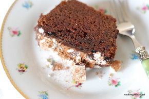 chocolate cake choc frosting (24)