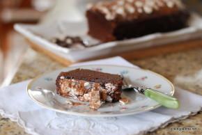 chocolate cake choc frosting (25)