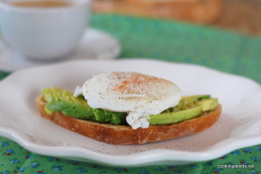avocado poached egg toast (11)