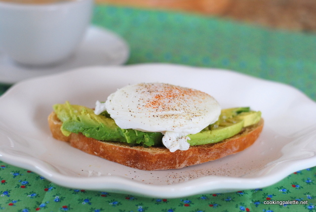 avocado poached egg toast (9)