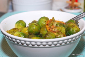 lemony garlicy brussel sprouts (14)