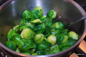 lemony garlicy brussel sprouts (8)