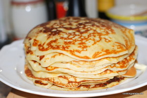 pancakes with sourcream mushrooms (4)
