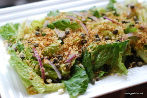 roman with breadcrumbs and capers (5)