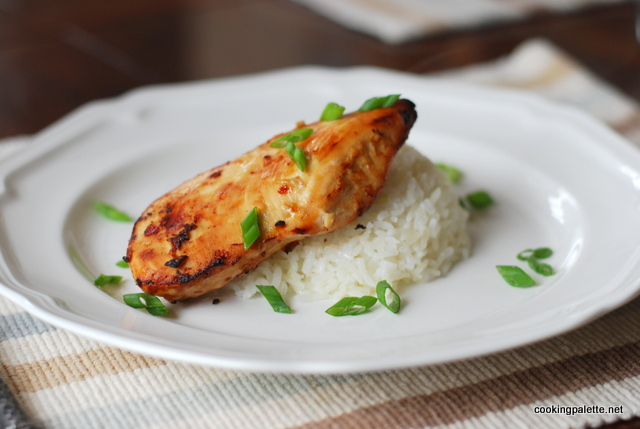 apricot sriracha glazed chicken (4)