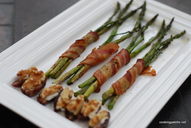 asparagus in bacon (2)