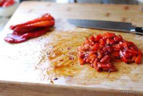 roasted pepper and garlic relish (1)